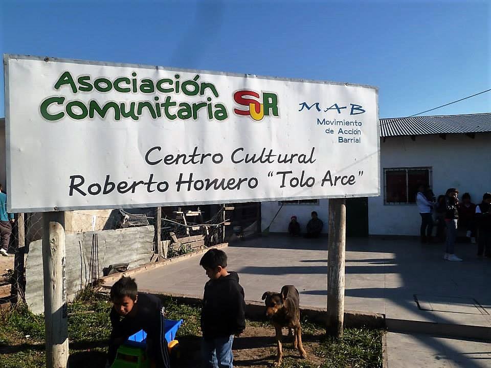 Asociación Comunitaria Sur » Trabajo social